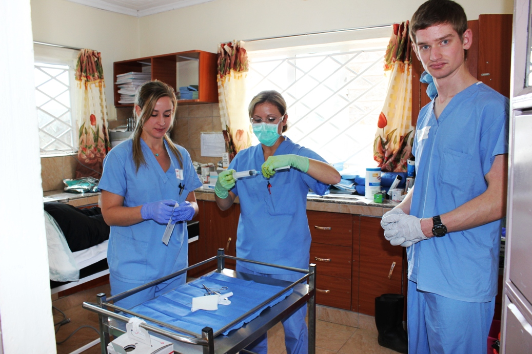 Medical Mission Trips to Kenya