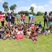 Medical Outreach:Under 5s Deworming in Muthenji & Kandenye Villages.