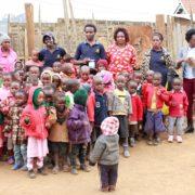 Medical Outreach: Under 5S Deworming, Moto,Molo.