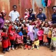 Medical Outreach:Under 5s Deworming, Moto Village