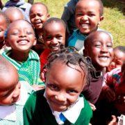 Medical Outreach for Children Under 5, Kandenye Village, Molo