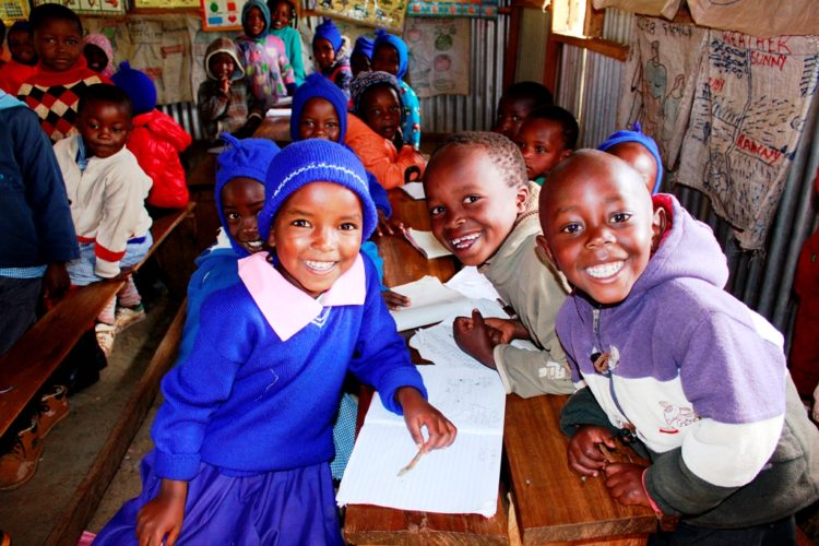 Under 5s Medical Outreach – Kiambiriria Village.